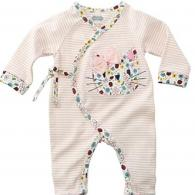 Floral Baby Sleeper - $33.95