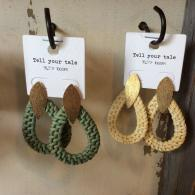 Earrings- $14.00 Each