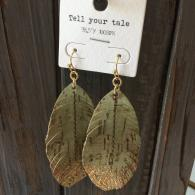 Earrings- $11.50
