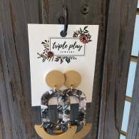 Earrings- $23.95
