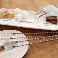 Marshmallow Tray Set- $36.95 & Smore Set- $27.95