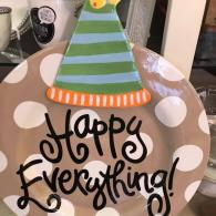 Large Happy Everything Platter- $115.95