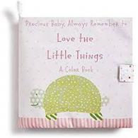 Love the little things book- $27.95